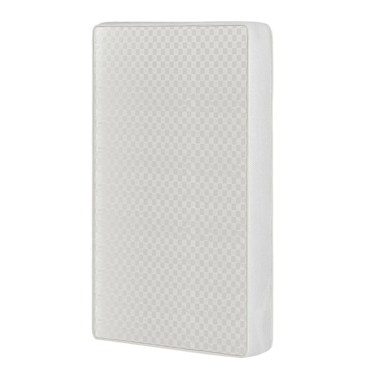 Dream On Me 2-In-1 Breathable Two-Sided, Portable Crib Mattress