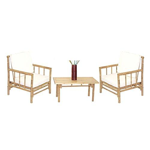 4 Piece Chai Chairs and Rectangular Table Set
