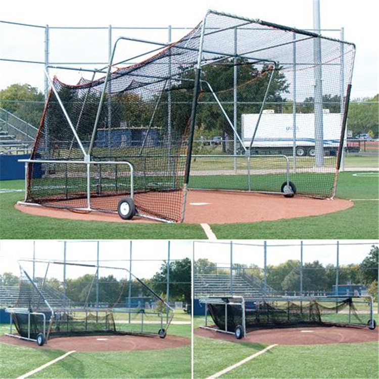 BSN Sports Foldable And Portable Batting Cage