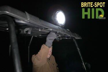 Brite-Spot Off Road Utility Light - 8