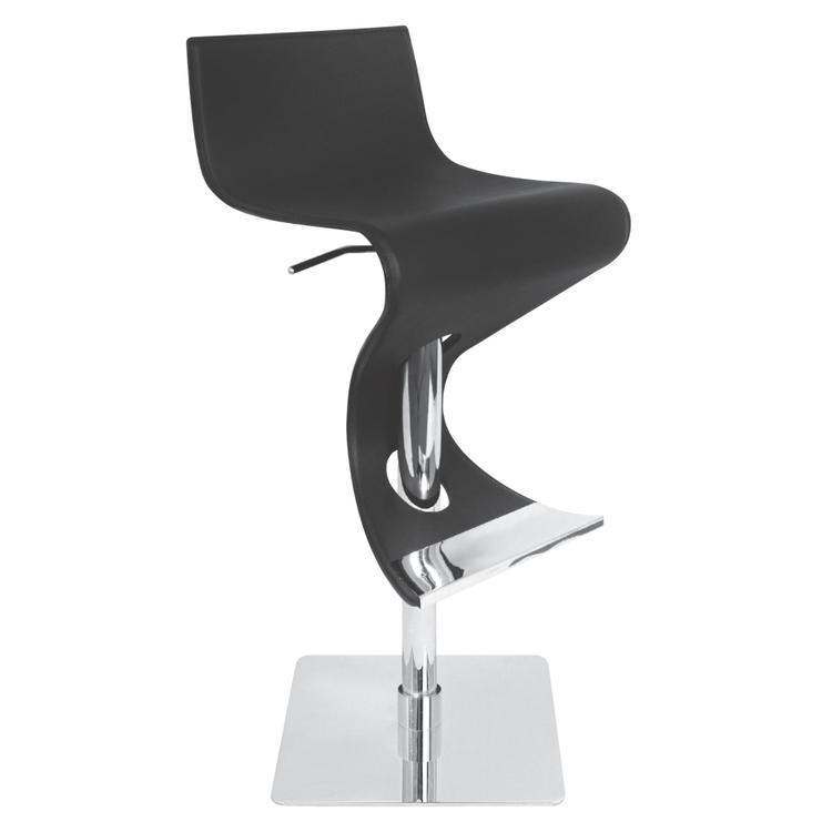 Viva Bar Stool with Regenerated Leather