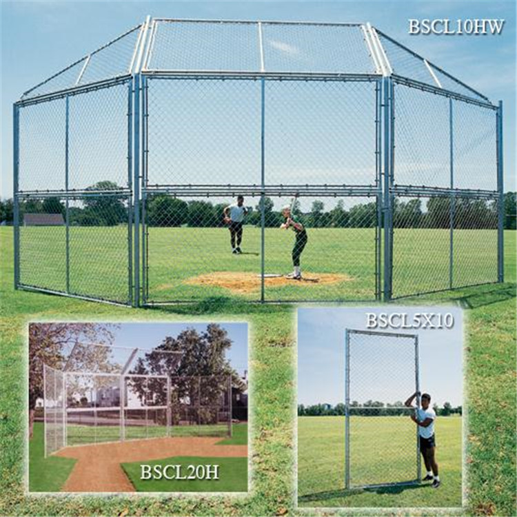 BSN Sports Chain Link Backstop