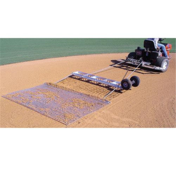 BSN Sports Diamond Digger Combo Field Groomer [Item # BSDDRAGC]