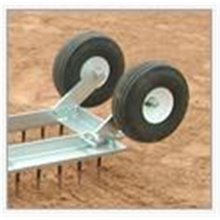 BSN Sports Diamond Digger Retrofit Wheel Kit [Item # BSDDWHL]