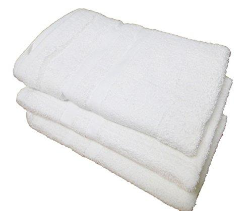 Luxury Heavyweight Bath Towel, Set of 3