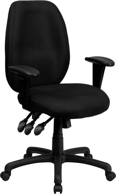 Flash Furniture Multi-Functional Ergonomic Chair