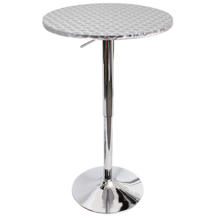 Round Bistro Bar Table