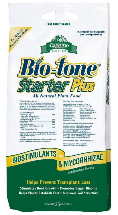 Btsp25 Bio-Tone Strtr Plus 25#