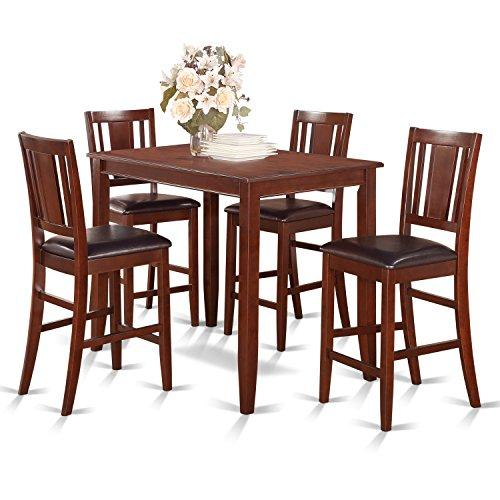 Counter Height Table Set-Counter Height Table And Counter Height Chairs