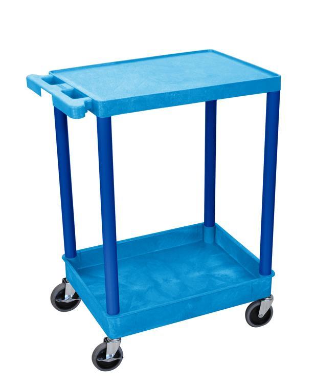 Luxor High Density Polyethylene Tub Cart