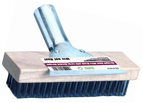 Bw01619 Wire Brush W/Scraper