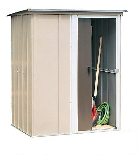 Arrow Sheds Brentwood Steel Outdoor Storage Shed - [BW54]