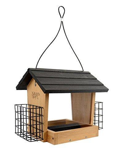 Bwf16 Hopper Feeder W/Suet
