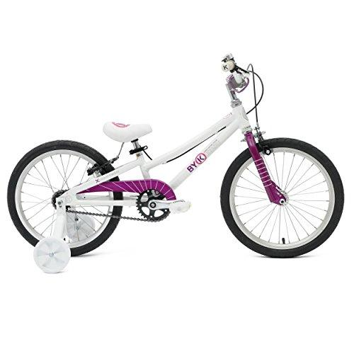 E-350 Purple 18 inch Kids Bicycle