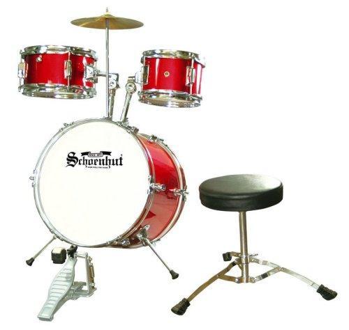 Schoenhut 5 Piece Drum Set