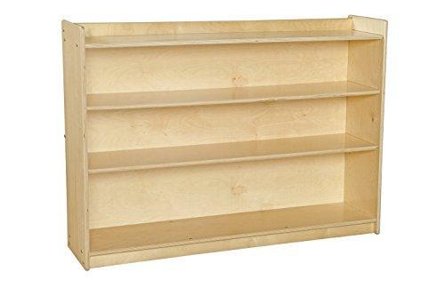 ContenderMobile Adjustable Bookcase w/ Lip (34-3/8