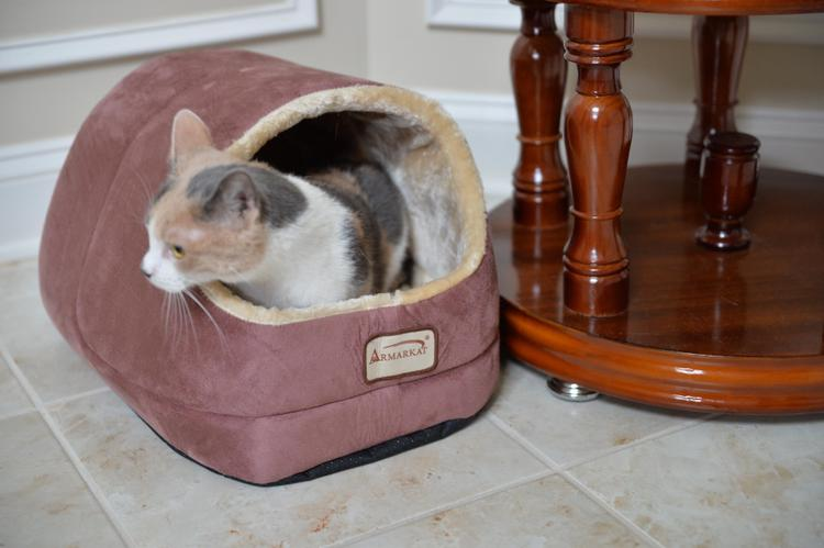 Armarkat Indian Cat Bed