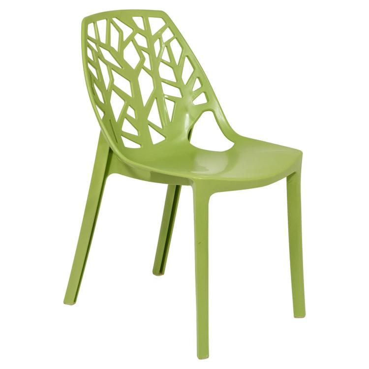 LeisureMod Modern Cornelia Dining Chair