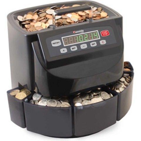 C200CAD coin sorter [Item # C200CAD]