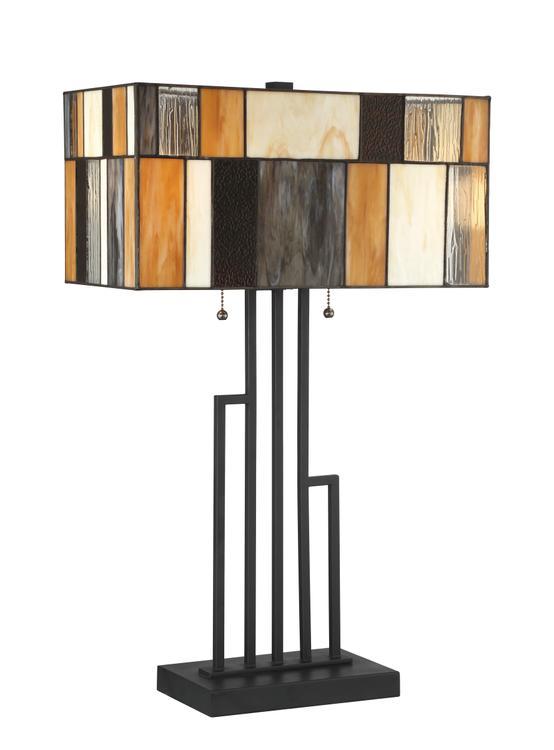 CONCERTINA TABLE LAMP [Item # C41405]