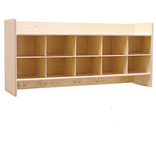 Contender Wall Locker & Cubby Storage without Tray [Item # C51409]
