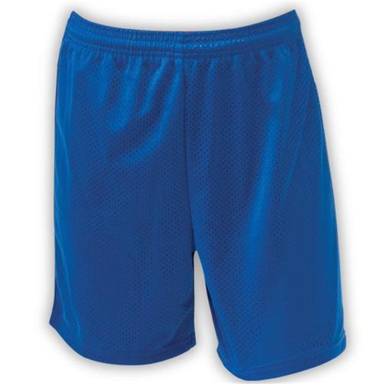 Adult Mesh Short - Sm - Xxl, Color Blue, Size X-Large