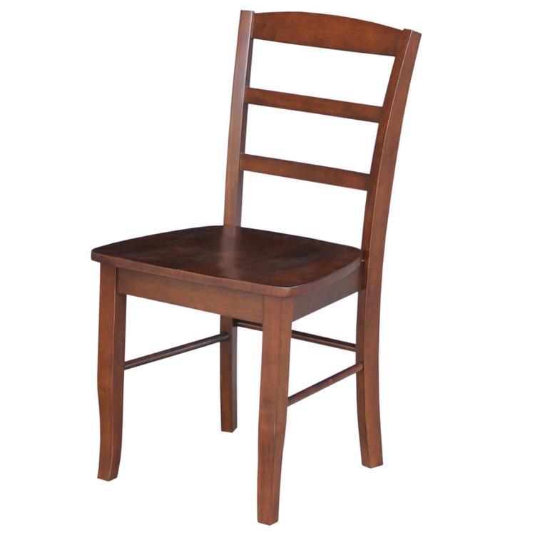 International Concepts Madrid Ladderback Chair