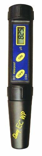 EC - Waterproof Conductivity Tester - 0.00 to 10.00 mS/cm