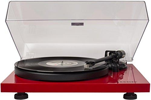 Crosley C6 Belt-Drive Turntable with Built-in Preamp and Adjustable Tone Arm