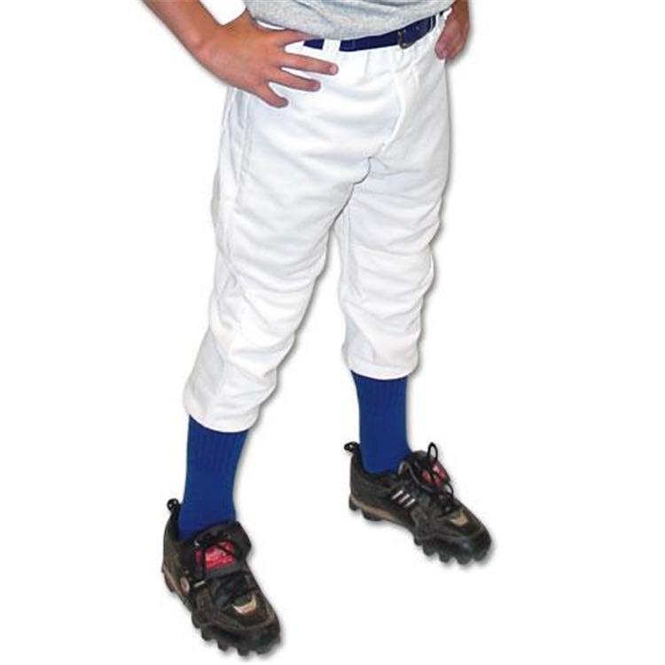Belted Waist Baseball Pant - Adult