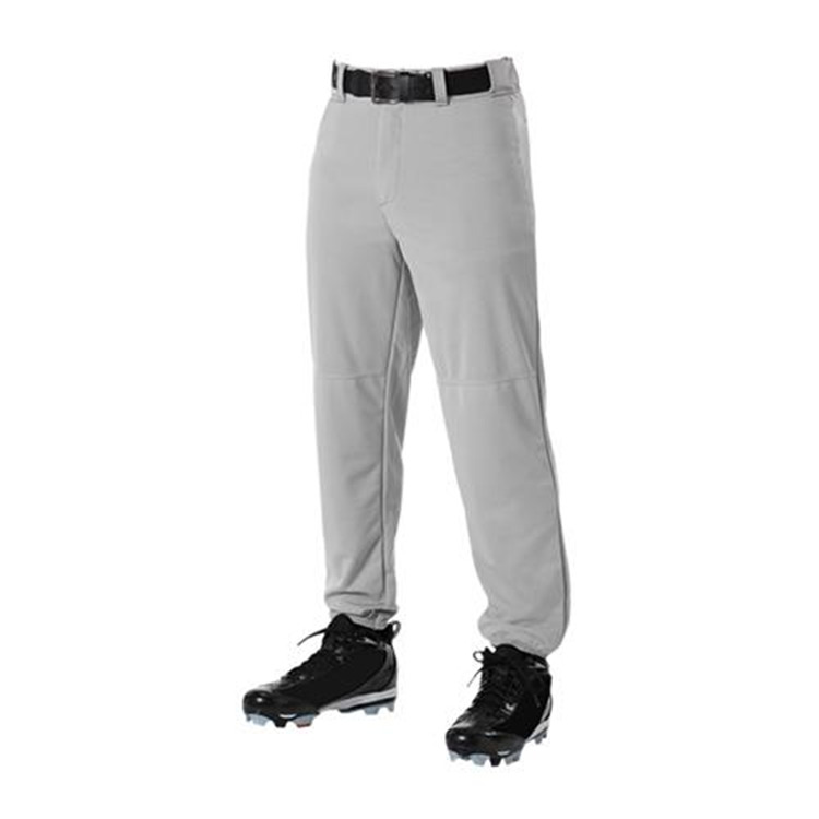 Alleson Athletic Belted Waist Baseball Pant - Youth