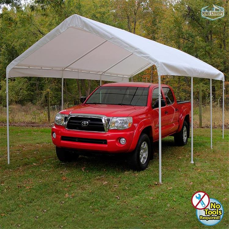 King Canopy Universal 8 Leg Canopy with Cover [Item # C81020PC]