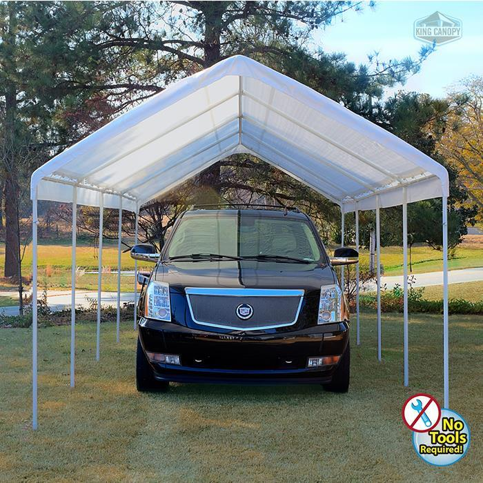 King Canopy Universal 10 Leg Canopy with Cover