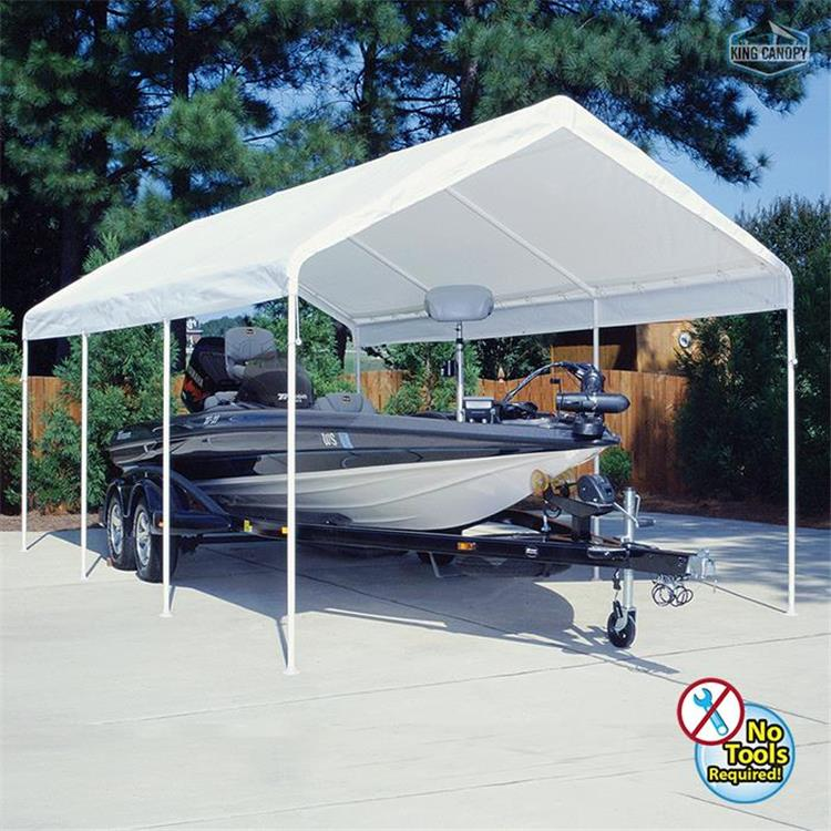 King Canopy Universal 8 Leg Canopy with Cover