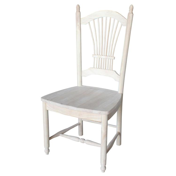 International Concepts Sheafback Chair