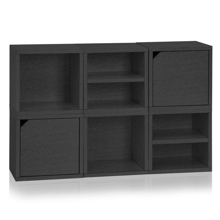 Way Basics Eco Stackable Connect Storage Unit