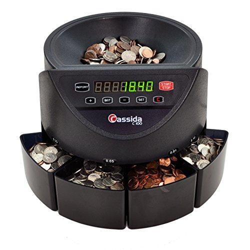 C100 Coin counter/sorter
