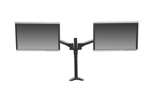 Double Screen Articulating Monitor Mount