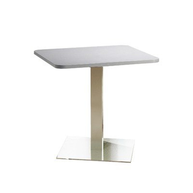 Bistro Tables: Dining Height Models (Square Table)