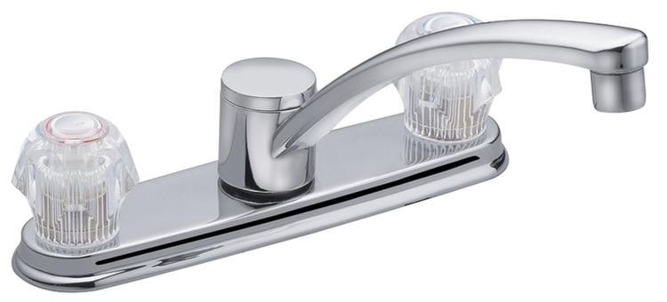Ca87685 Faucet Kitchen 2H Lf