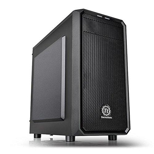 Thermaltake Case CA-1D4-00S1NN-00 M-ATX Cube Versa H15 1/0/(3) USB3.0 Audio Black Retail