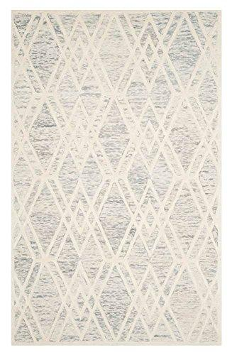 Safavieh Cambridge Collection Handcrafted Moroccan Geometric Premium Wool Area Rug