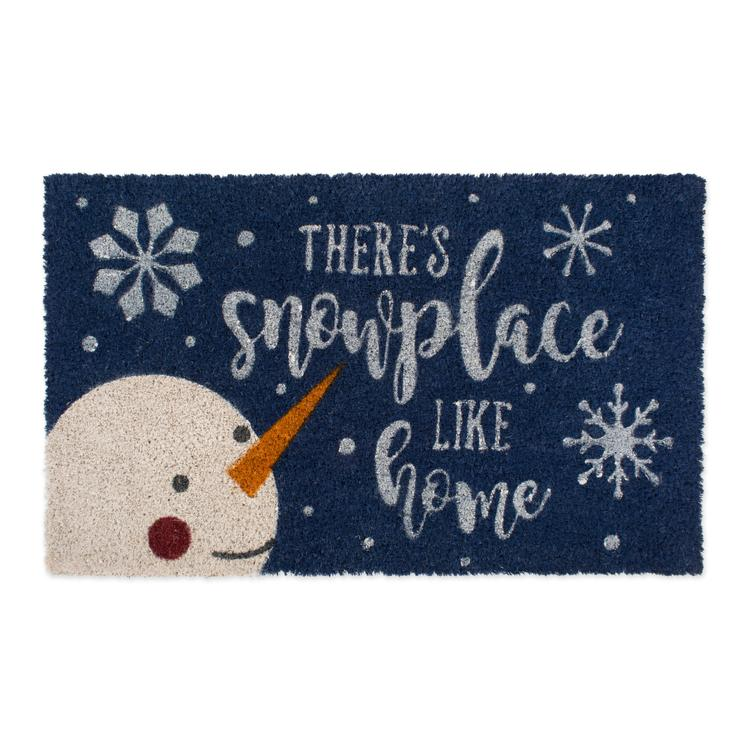 Snowplace Like Home Doormat