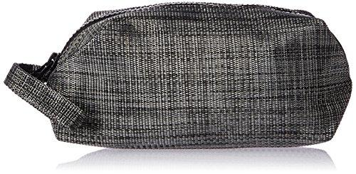 Cosmetic Pouch W/Handle Black