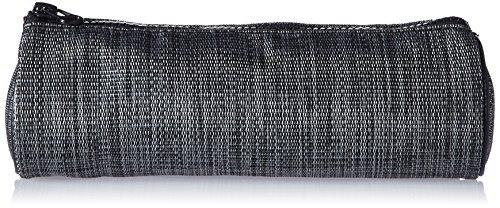 Design Imports Cosmalletic Bag Round Black