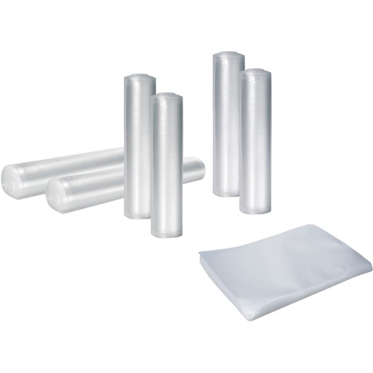 Caso Professional Food Vacuum Rolls and Bags