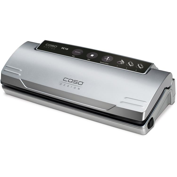 Caso VC 10 Food Vacuum Sealer with Food Management App