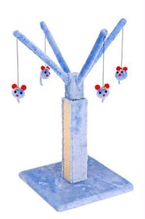 Penn-Plax - Cat Play Tree W/Scratching Post