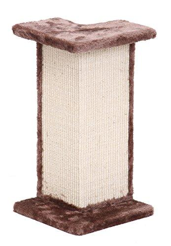 Penn-Plax - Corner Cat Scratching Post