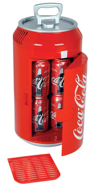 Mini Coca-Cola Can Cooler